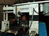 Membuka usaha bengkel bubut kini menjadi salah satu sumber mata pencaharian warga Kasepuhan Adat Ciptagelar yang berada di lokasi terpencil di Jawa Barat. Mereka mendapat energi listrik dari PLTMH Ciganas. (Nadia Diposanjoyo).