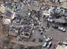 SD Plaza Tower juga menjadi korban amukan tornado. Reuters/Rick Wilking.