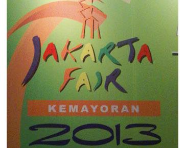 Pekan Raya Jakarta 2013 Akan Digelar 6 Juni Mendatang