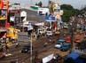 Kawasan Pasar Minggu yang dulu semrawut kini tampak lebih bersih. Jalanan lega karena tak ada PKL mangkal di pinggir jalan.