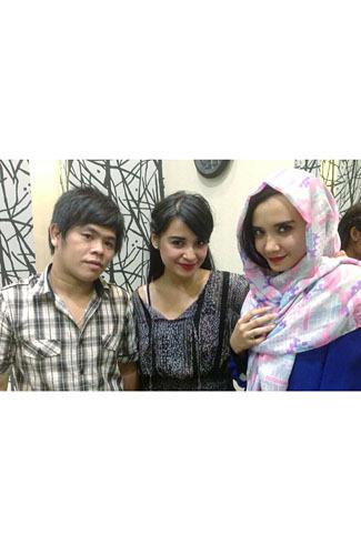 Artis-artis Indonesia yang Sulam Alis 4