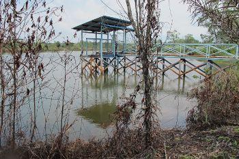 Seperti Ini Proses Pengolahan Air Bersih di Bekas-bekas Pengerukan Pasir