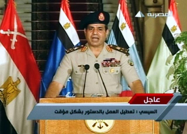 Presiden Mohamed Morsi Digulingkan Militer