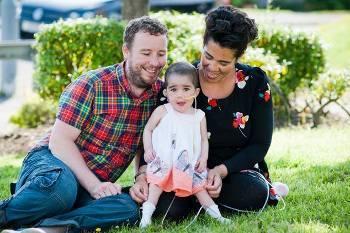 Inilah Blair Fulton, Bayi dengan Jantung Bertenaga Baterai