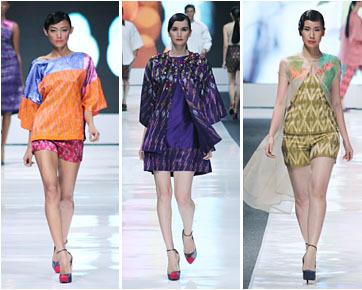 Jakarta Fashion Week 2014 Digelar di Senayan City, Oktober 2013