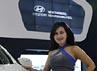 Mobil yang pertama kali diperkenalkan pada ajang New York Auto Show di bulan April 2012 tersebut masih mengusung bahasa desain 'Fluidic Sculpture' yang menyiratkan garis-garis maskulin yang fresh dengan unsur yang disebut 'Storm Edge' yang diklaim oleh Designer Hyundai terinspirasi dari kekuatan alam yang dipastikan memukau pandangan mata.