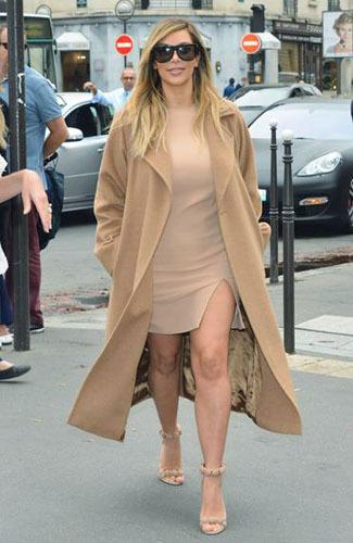 Adu Gaya Selebriti Saat Hadir di Paris Fashion Week Spring 2014 6