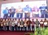 Penyerahan penghargaan dilakukan di acara Rapat Kerja Nasional (Rakernas) Pengadaan 2013 di Balai Sudirman, Jakarta.