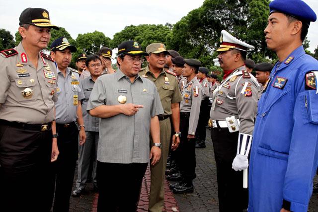 Aher Buka Operasi Lilin Lodaya di Jabar