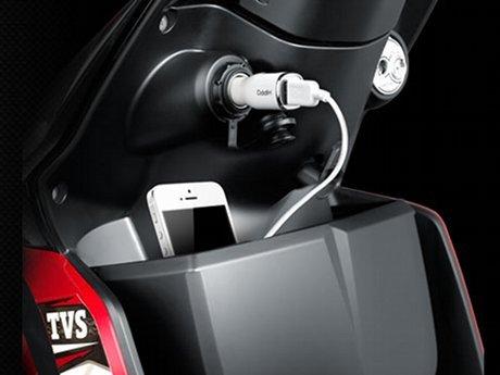4 Sepeda Motor Yang Bisa Ngecas Baterai HP