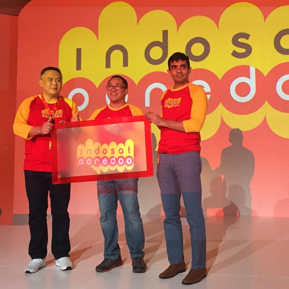Target 3 Tahun Indosat Ooredoo: Operator Digital No.1
