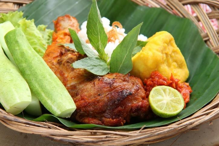 RM Ayam Goreng dan Nasi Uduk