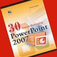 PowerPoint 2007 Dalam Cerita Novel