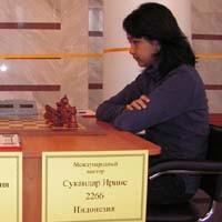 Irene Pimpin Turnamen