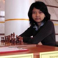 Irene Juara di Ukraina