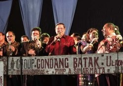 Presiden Tutup Pesta Danau Toba