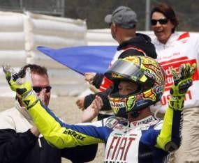 Juara, Rossi Kokoh di Puncak Klasemen