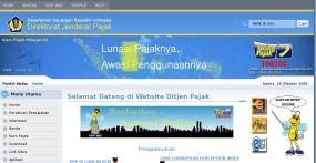 Data NPWP di Situs Pajak Bisa Ketahuan