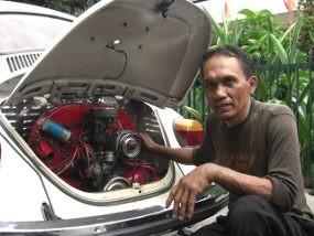 Dokter Mobil VW Kodok
