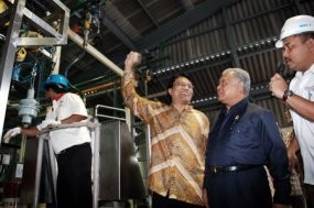 Pabrik Oli Canggih di Asia Tenggara