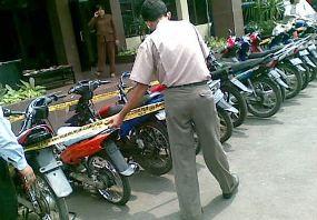 Hati-hati, Motor Anda Hilang dalam 1 Menit!