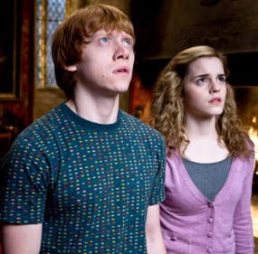 Emma Watson Takut Ciuman di Film Terakhir Harry Potter