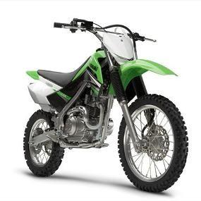 Kawasaki KLX 150 Lebih Murah