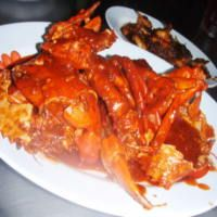 Makan Siang Kepiting Yukk!