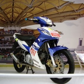Mudik Bareng 2.000 Motor Yamaha
