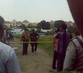 Polisi Sterilkan Lokasi Pengerebekan Teroris di Ciputat