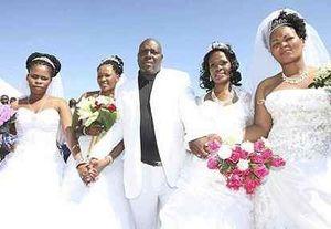 Poligami Memperpanjang Umur Pria 12 Persen