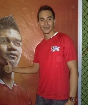 Darius Mimpi Indonesia Punya Stadion Sepak Bola Bagus