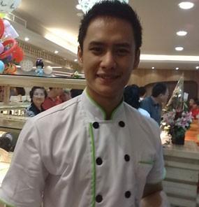 Choky Sitohang Bisnis Roti Sehat