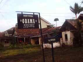 Organ Tunggal \Obama\ Ada di Palembang