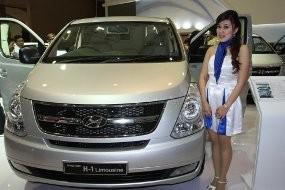 Hyundai H-1 Diesel Meluncur di Februari