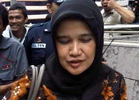 Kasus Korupsi Depkes, Cici Tegal Diperiksa KPK