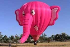 Ayo Berpetualang di Festival Balon Udara Indonesia