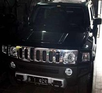 Mobil Hummer Baru Ahmad Dhani