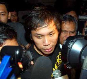 Sammy Pindah Penjara