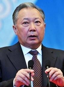Presiden Bakiyev Resmi Mundur, Pergi ke Kazakhstan