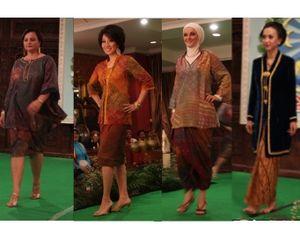 Hari Kartini, Istri Dubes Jadi Model Catwalk