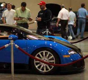 Mobil Super Koleksi Mafia Kasus