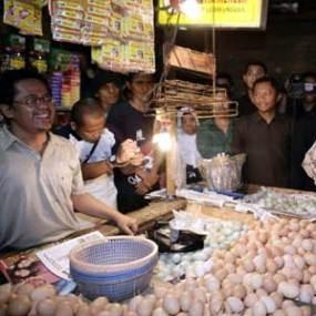 Harga Daging, Ayam dan Telur Terkerek Jelang Puasa