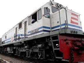 Puncak Arus Mudik Via Kereta H-3, Arus Balik H+6