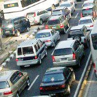 17 Jurus Pemerintah Atasi Kemacetan di Jakarta