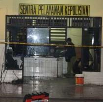 Drama Penembakan 5 Menit di Mapolsek Hamparan Perak