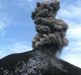 8 Gunung Api di Indonesia Berstatus Waspada