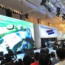 Stand Yamaha Terbaik di JMCS