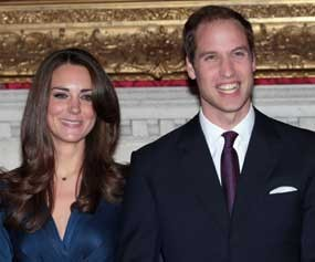 Kisah Pangeran William Saat Melamar Kate Middleton