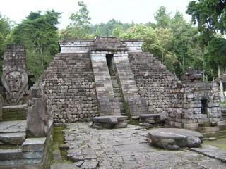 Candi induk di kompleks Candi Sukuh